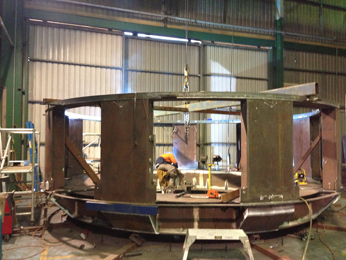 Newcastle Fabrication and welding