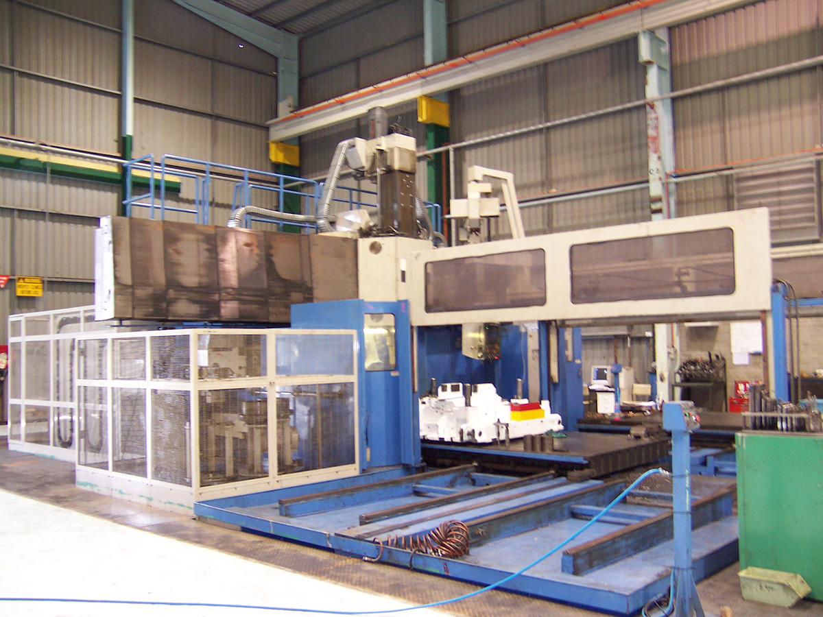 Newcastle Large CNC Machining